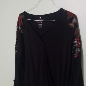 American Eagle Outfitters Tops - Soft and Sexy Long Sleeved Shirt